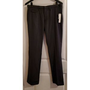 NWT Kenneth Cole Reaction Gray Slim Dress Pants